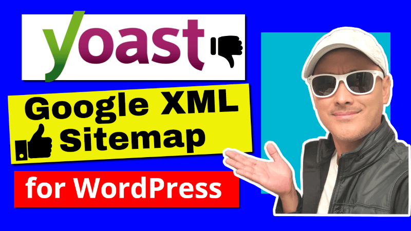 How to add a Google XML Site Map to WordPress
